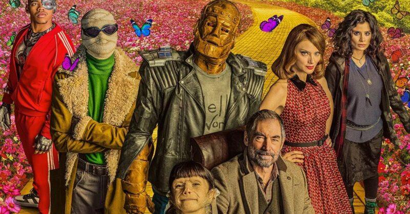 Doom Patrol rinnovato per la terza stagione