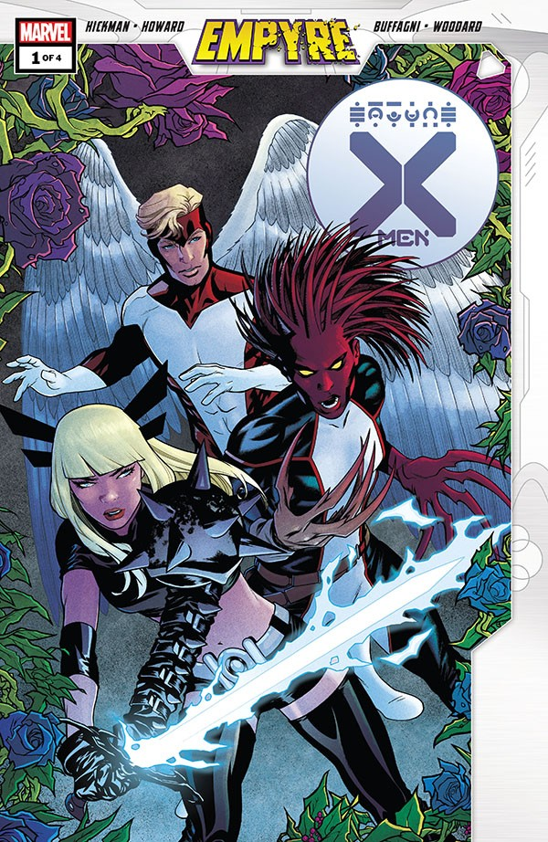 Empyre - X-Men 1