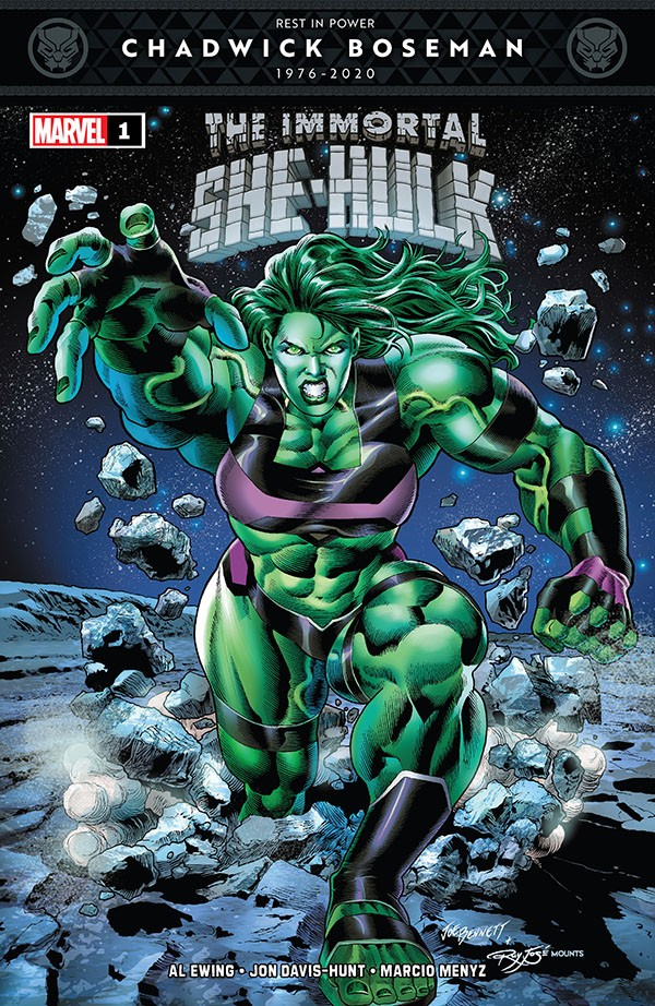 Immortal She-Hulk 1