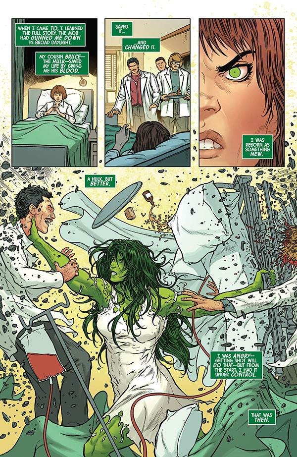 Immortal She-Hulk (2020) 001-005