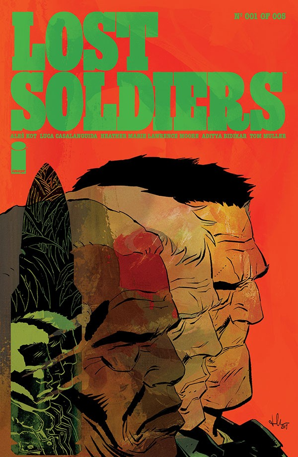 Lost Soldiers 1