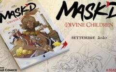 MASKD-THE-DIVINE-CHILDREN-edizioni-star-comics