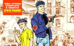 Maurizio Colombo e Giovanni Bruzzo – C'era una volta a New York (Mister No)