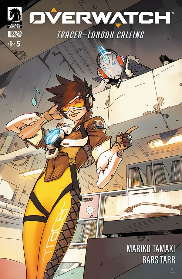 Overwatch - Tracer — London Calling 1