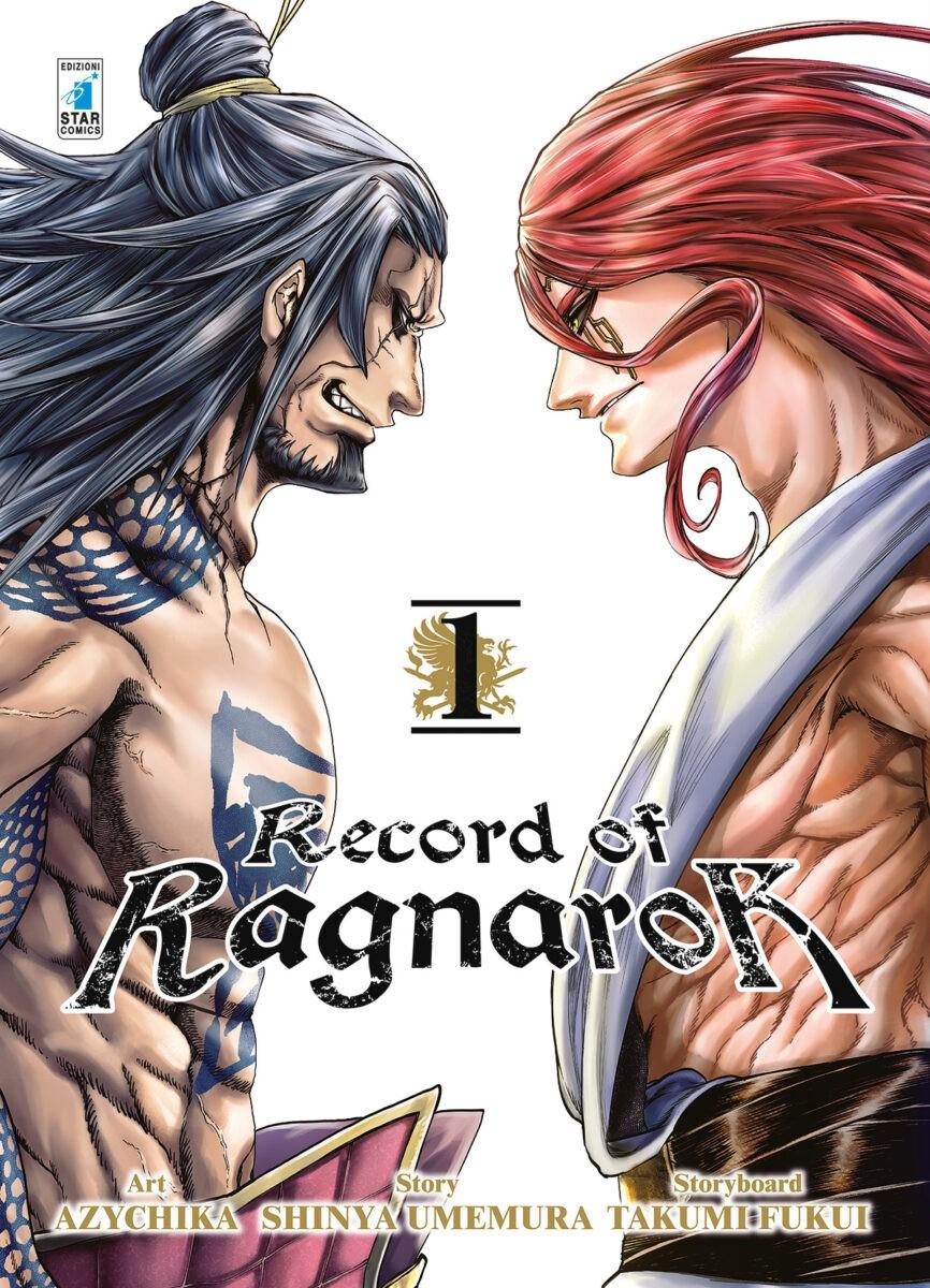 Record of Ragnarok sbarca in Italia a ottobre 2020