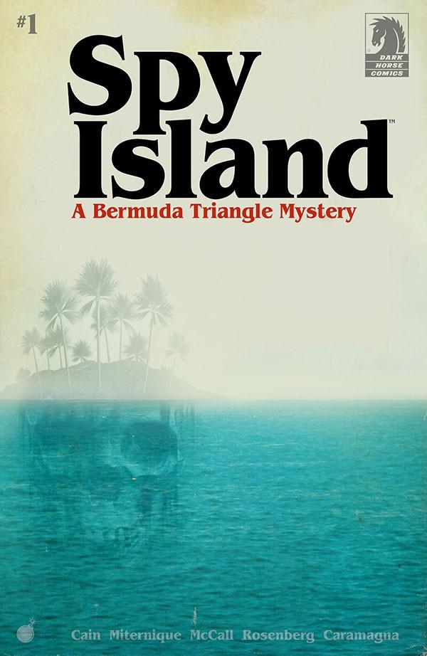 Spy Island 1