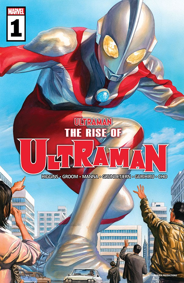 The Rise Of Ultraman 1