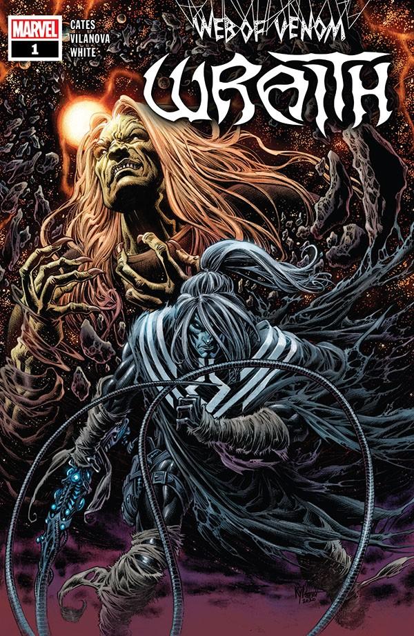 Web Of Venom - Wraith