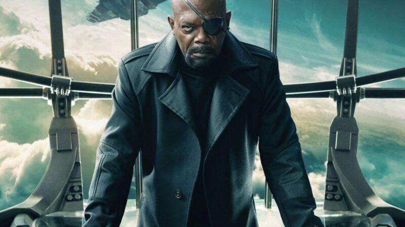 Samuel L. Jackson sarà di nuovo Nick Fury in nuova serie Disney+