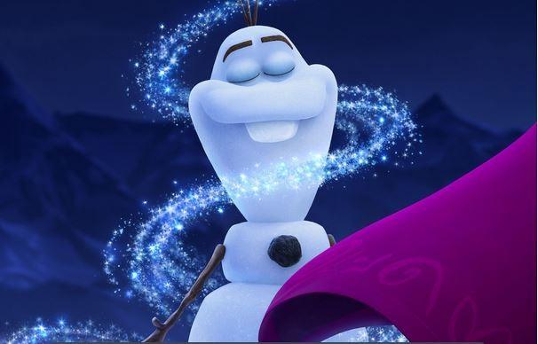 "Disney+: Dal 23 ottobre arriva ""La storia di Olaf"""