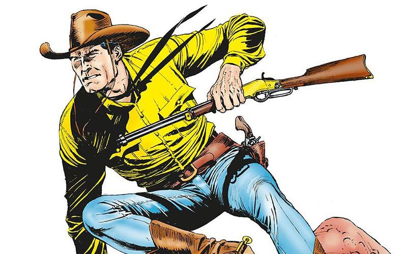 Tex #719 – Scontro finale (Boselli, Ruju, Seijas, Font)