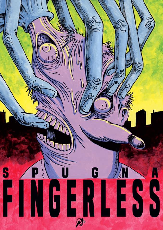 I nuovi fumetti Hollow Press in pre-ordine: Spugna, Genchi, Al Columbia e Ichiba