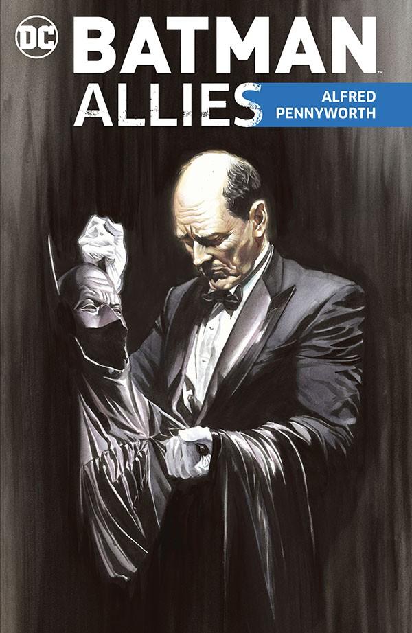 Batman Allies - Alfred Pennyworth