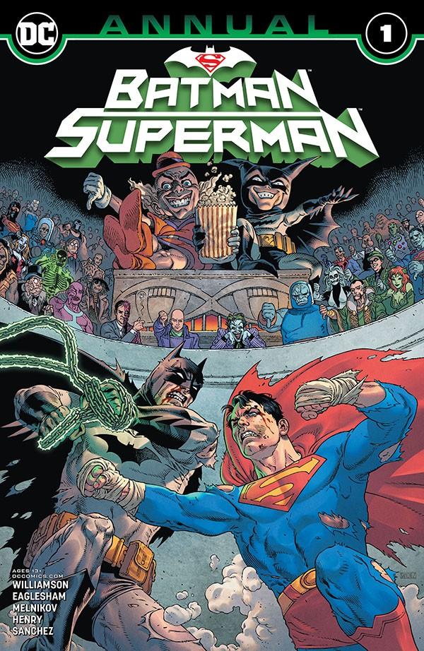 Batman-Superman Annual 1