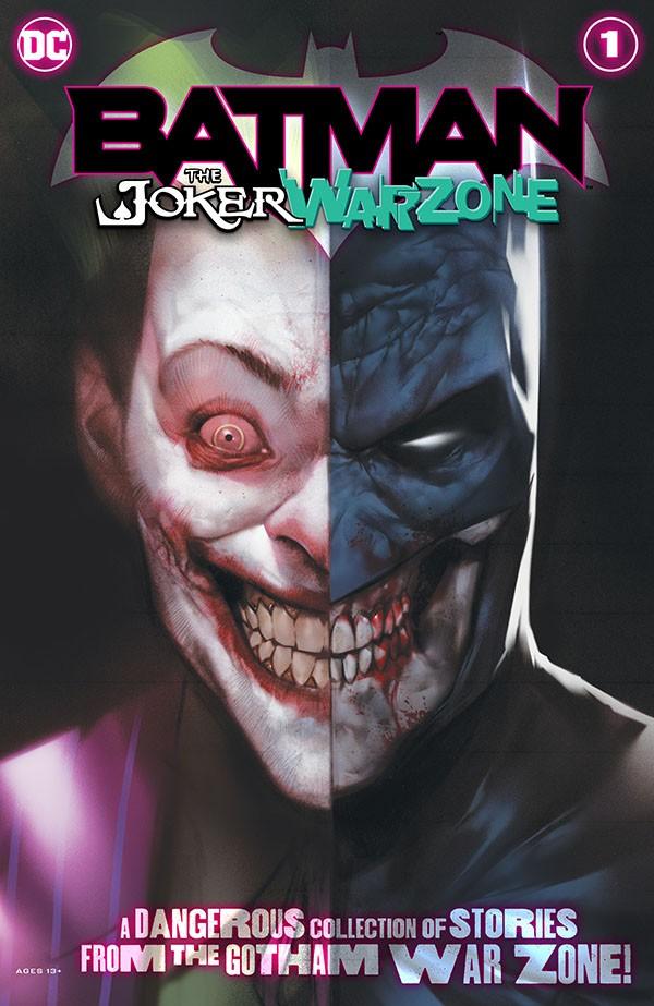 Batman - The Joker War Zone 1