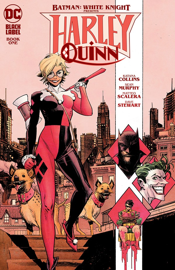 Batman- White Knight Presents - Harley Quinn 1