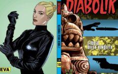Diabolik anno LIX #10 – L'idolo della vendetta (Lotti, Mainardi, Ricci, Ricci)