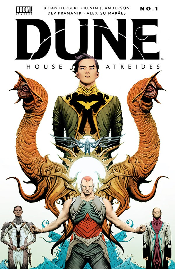 Dune - House Atreides 1