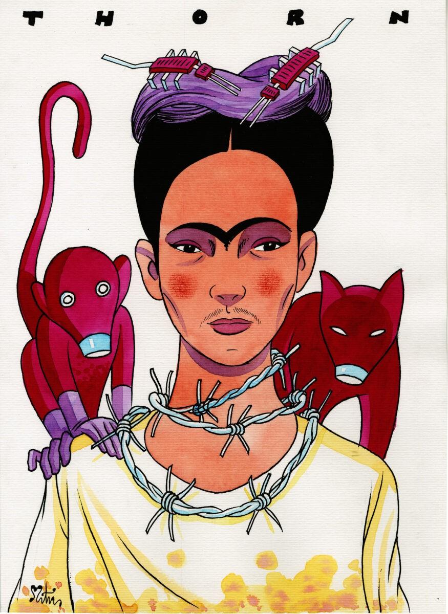 Frida Kalho 02