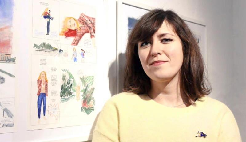 Silvia Rocchi racconta la corsa di Susi