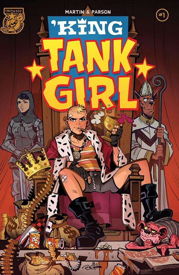 King Tank Girl 1