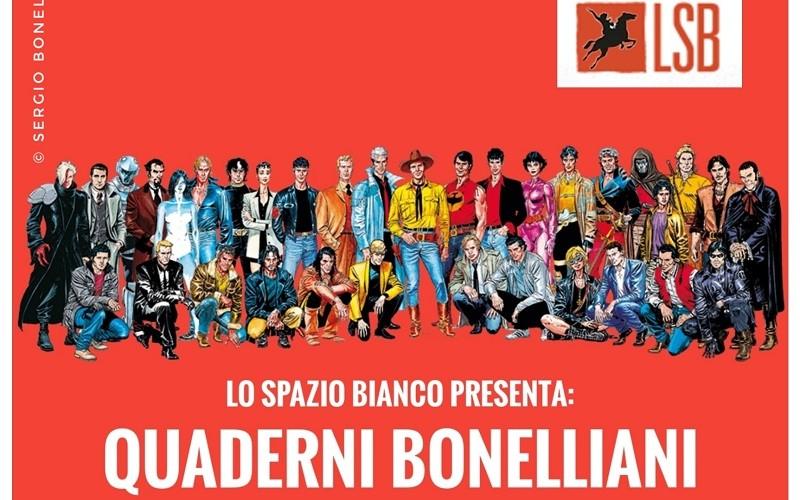 """""""Quaderni bonelliani"""", la rubrica live dedicata al fumetto Bonelli"""