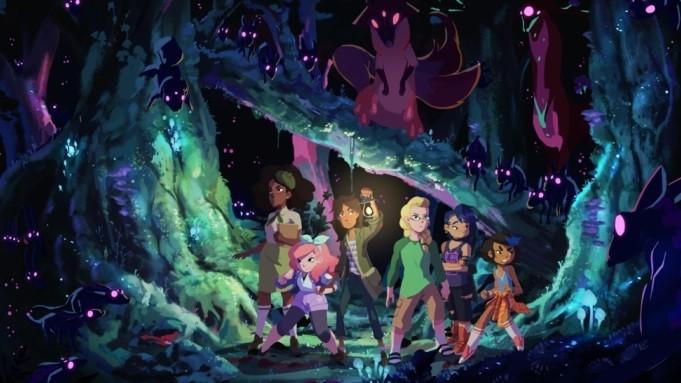 Serie animata di Lumberjanes in lavorazione per HBO Max