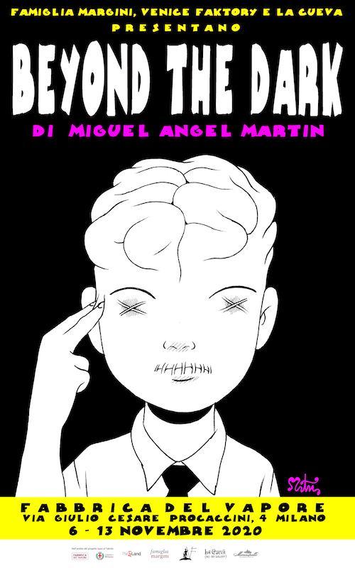 Torna in Italia Miguel Angel Martin con una nuova personale