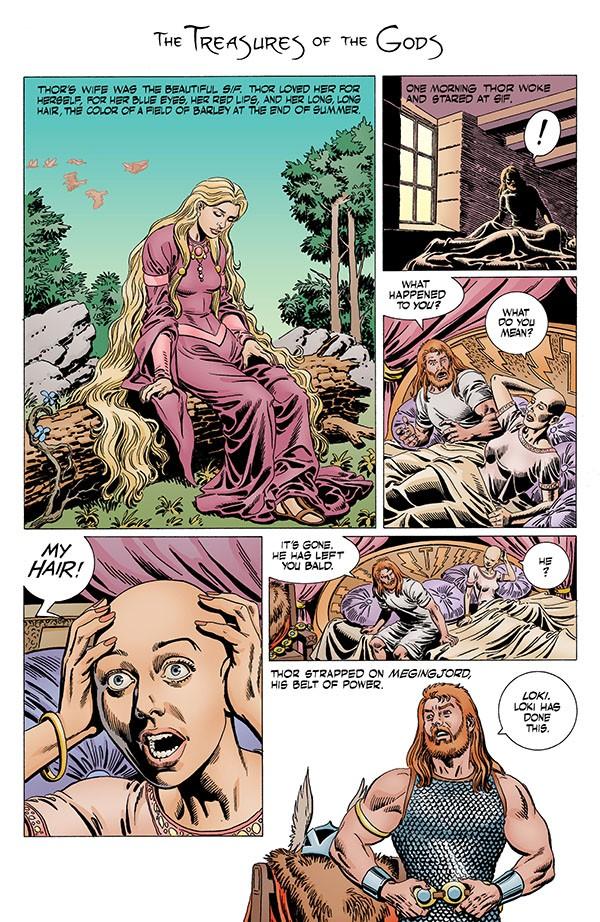 Norse Mythology 001-014
