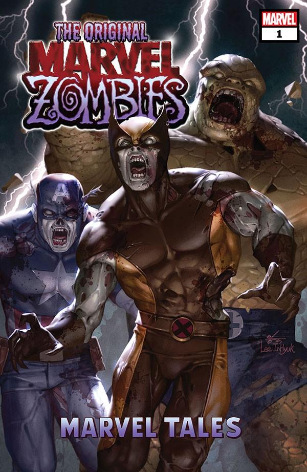 Original Marvel Zombies - Marvel Tales