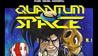 Quantum Space – Il fumetto di Ivano Codina