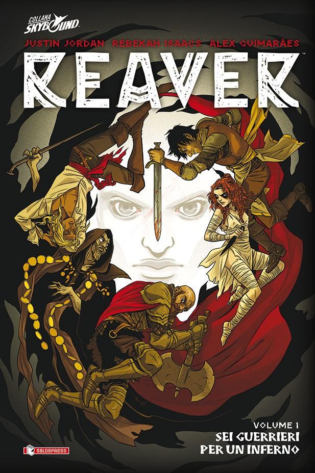 E' disponibile il primo volume di Reaver, il nuovo fumetto firmato Skybound