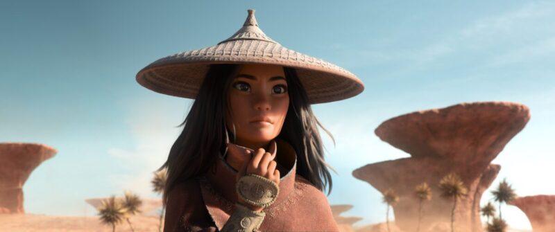 Raya e l'ultimo Drago – Trailer e poster del nuovo film Disney