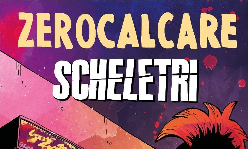 """Bao annuncia """"Scheletri"""" di Zerocalcare"""