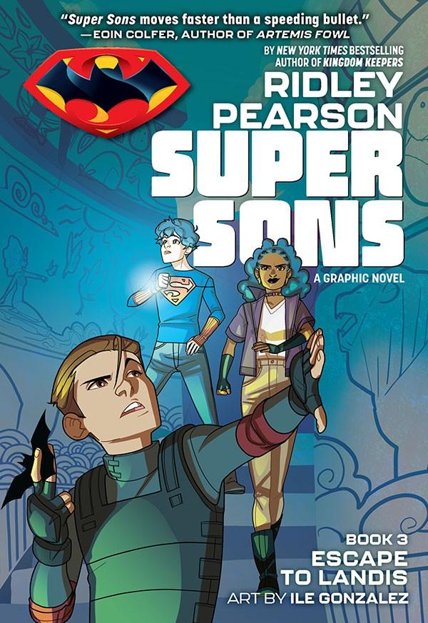 Super Sons - Escape to Landis