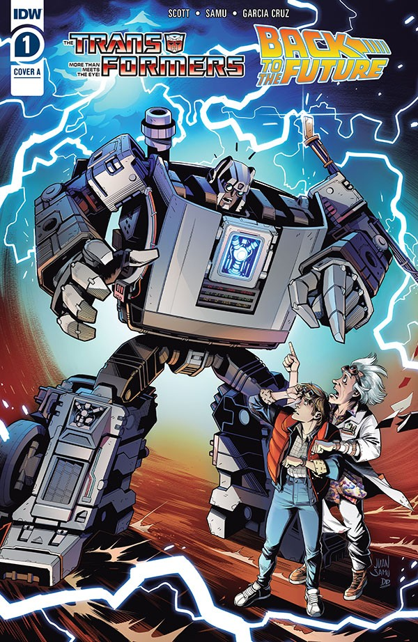 Transformers-Back to the Future 1