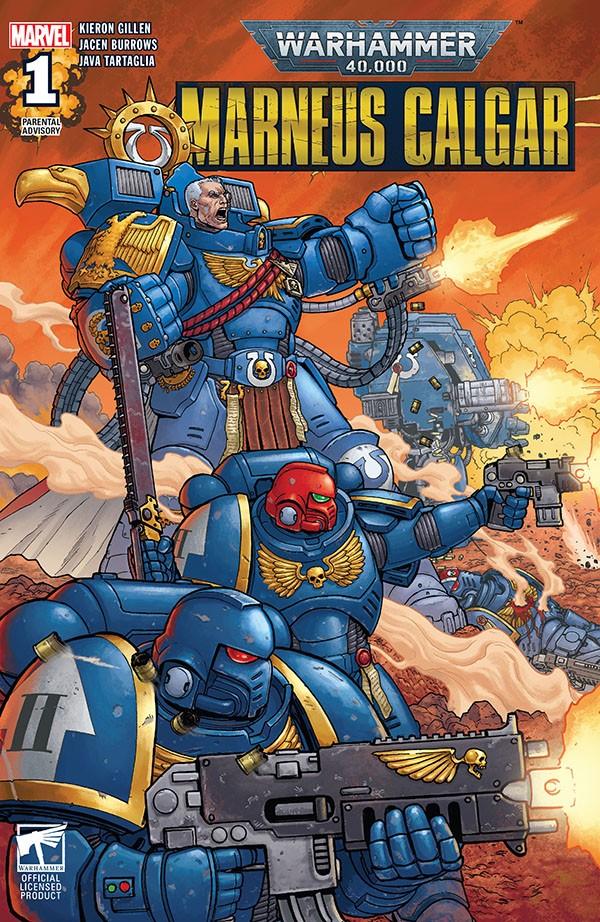 Warhammer 40,000 - Marneus Calgar 1