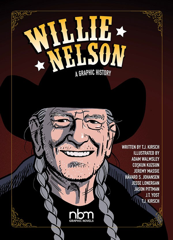 Willie Nelson - A Graphic History