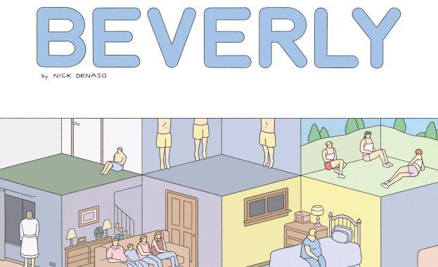 Picturestart al lavoro su serie animata di Beverly, graphic novel di Nick Drnaso