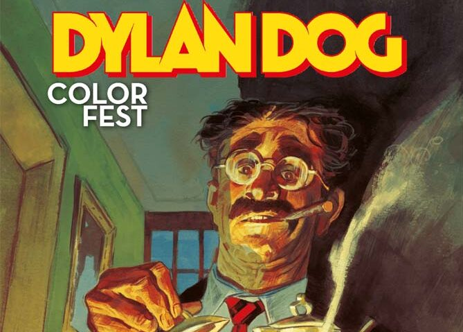 Dylan Dog Color Fest: Groucho Secondo (AA.VV.)