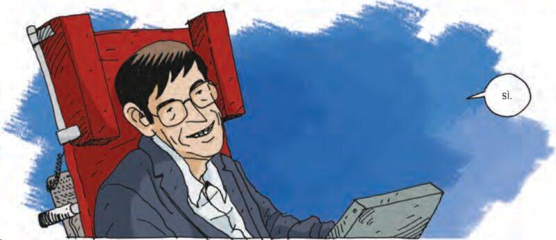 Hawking: un genio in un guscio di noce