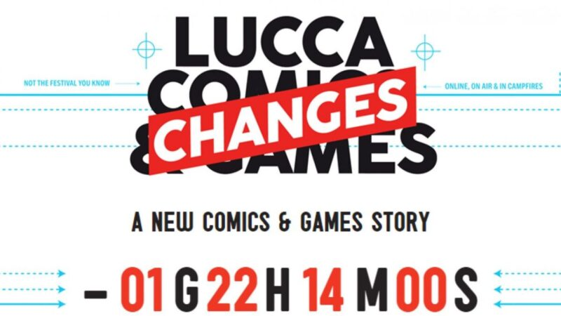 Lucca Changes 2020: intervista a Vietina e Recchioni