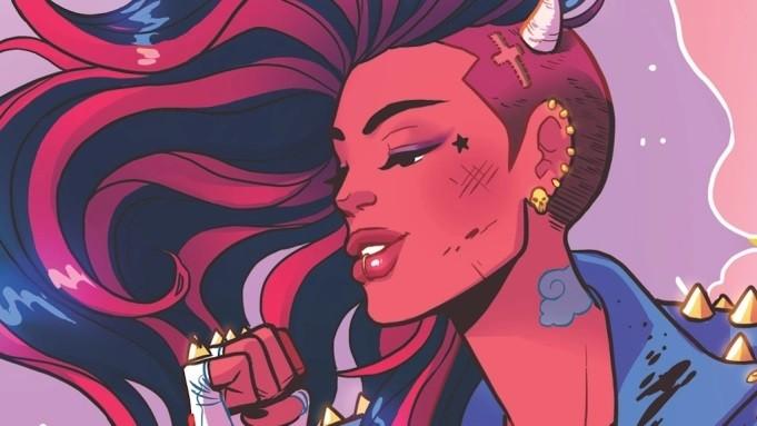 MGM porta sul grande schermo Mercy Sparx, fumetto Devil's Due Publishing