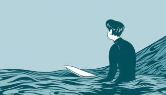 """""""A Ondate"""" di AJ Dungo: una storia di surf e amore"""