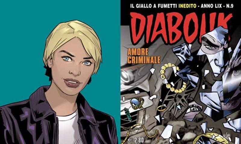Diabolik Anno LIX #9 – Amore Criminale (Altariva, Bonetti)