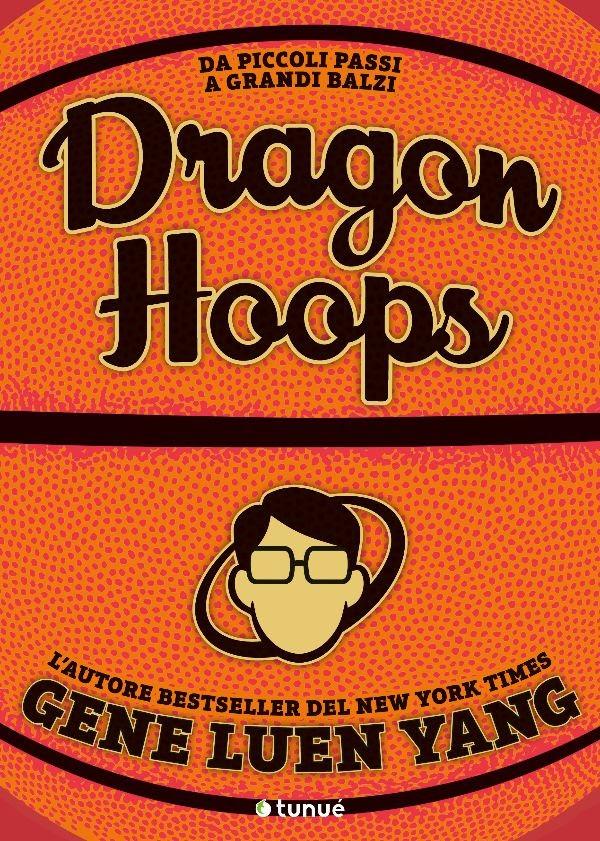 Il fumetto Dragon Hoops di Gene Luen Yang miglior libro dell'anno agli Harvey Awards