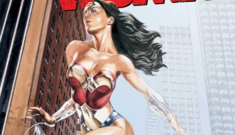 wonder woman rucka evid