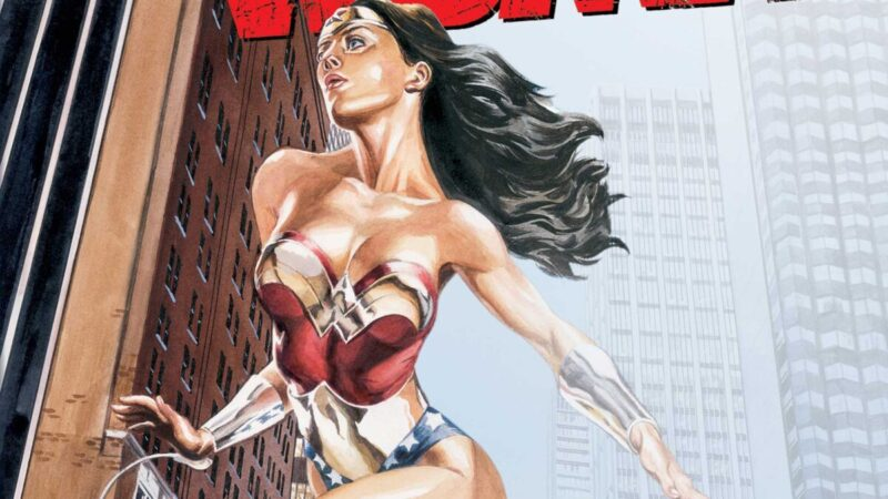 """Wonder Woman"" di Greg Rucka annotato"