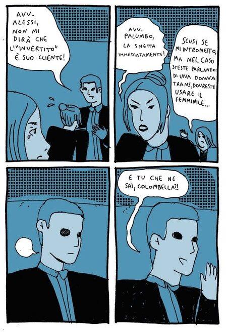 Anestesia - Fumettibrutti