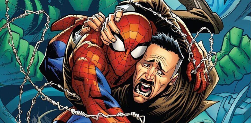 Amazing Spider-Man Vol #3 – Premio alla carriera (Spencer, Ottley, Bachalo)